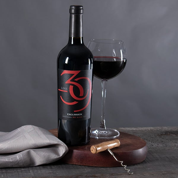 Excursion Red Blend by Line 39 - 750 mL -