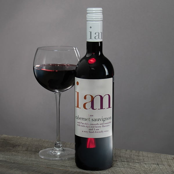 Cabernet Sauvignon by I Am Wines -
