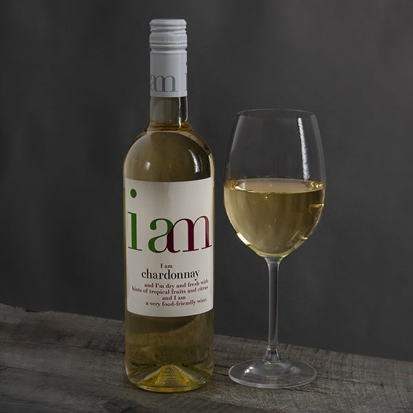 Chardonnay by I Am Wines -
