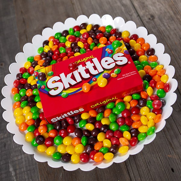 Skittles Original Theater Box by Wrigley - 3.5oz. -
