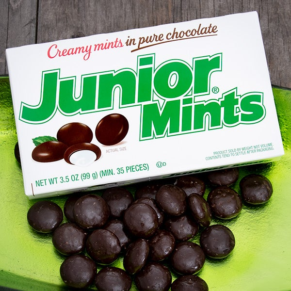 Junior Mints by Tootsie - 3.5 oz. -