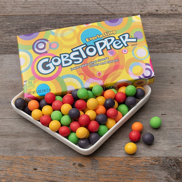 Everlasting Gobstopper Theater Box by Nestle - 5oz -