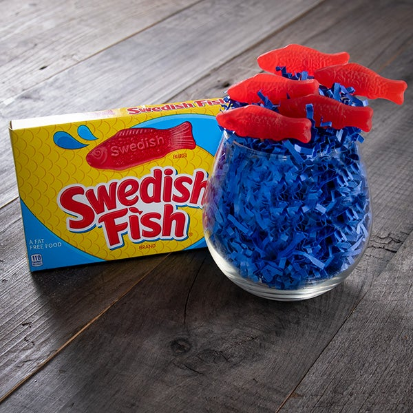 Swedish Fish Theater Box by Mondelez Global LLC. - 3.1oz -