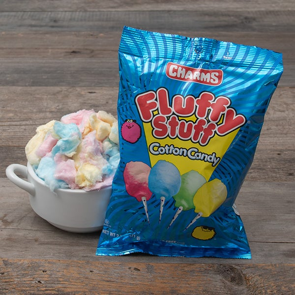 Fluffy Stuff Cotton Candy by Charms - 3.5 oz. -