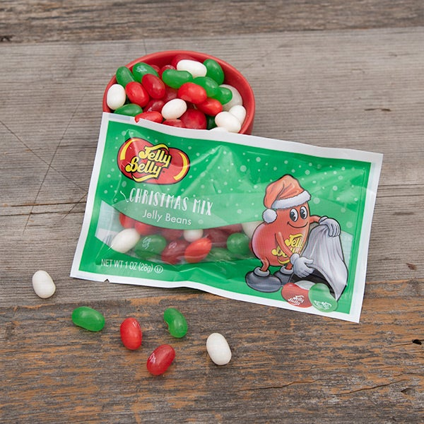 Christmas Mix Jelly Beans by Jelly Belly - 1 oz. -