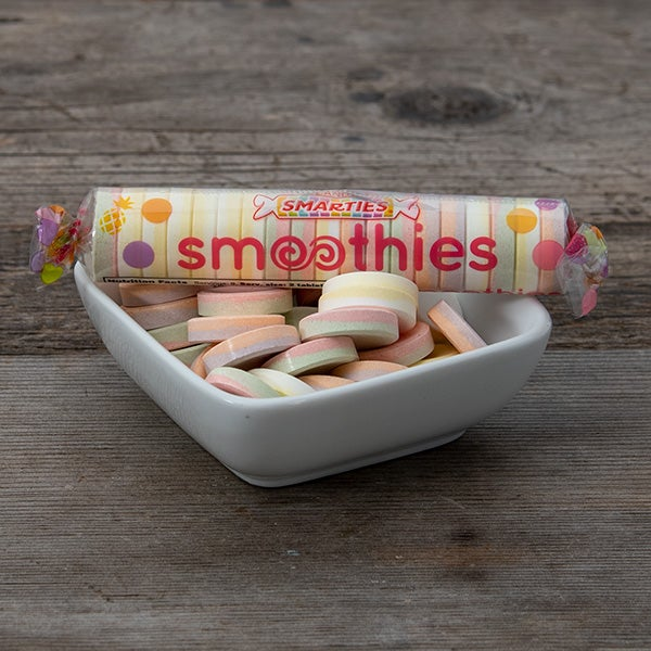 Mega Smoothie Smarties by Smarties - 2.25 oz. -