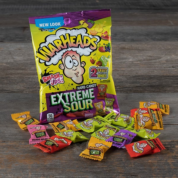 Warheads Smashups by Impact Confections - 2 oz. -