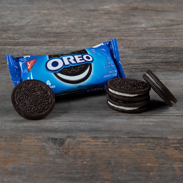 Oreo's by Nabisco - Snack Pack -