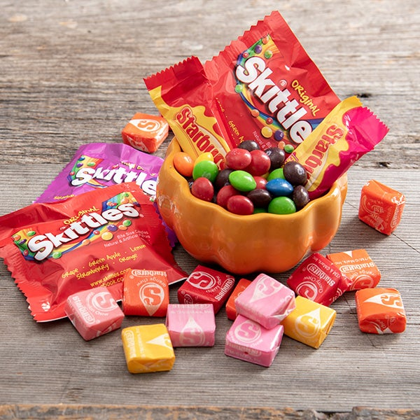 Skittles Mix Candy -comes as 104.4oz bag (measures by the oz)