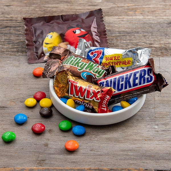Mars Chocolate Mix - comes as 81.7oz bag (measures by the oz)