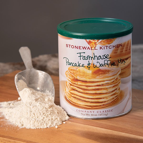 Farmhouse Pancake Mix by Stonewall Kitchen - 16 oz. -