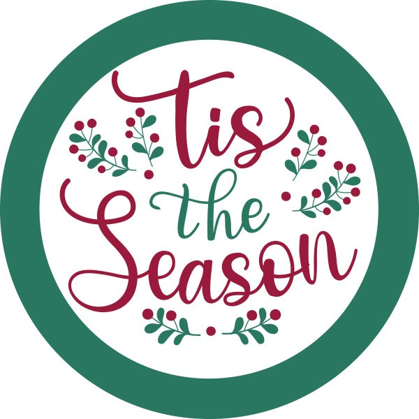Hang Tag - 'Tis the Season