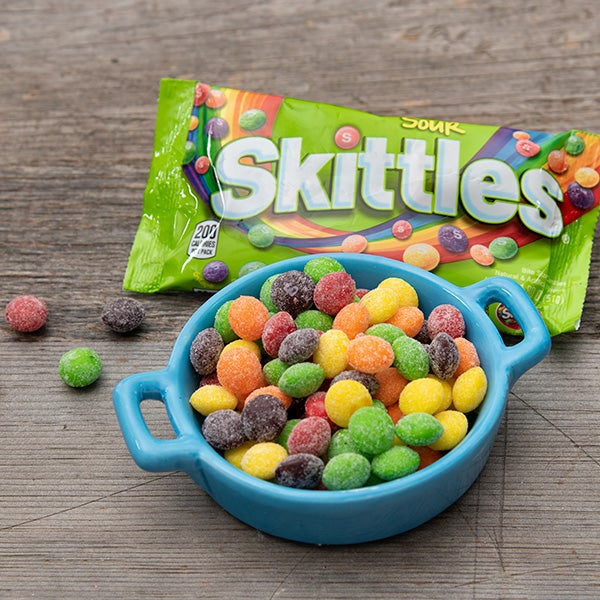 Sour Skittles by Wrigley - 1.8 oz. -