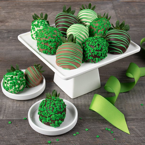 Happy St. Patrick's Day Berries 9400