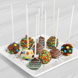 Birthday Cake Pops 9328