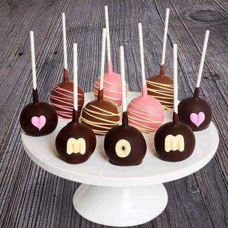 Cake Pops for Mom