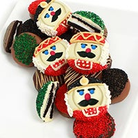 Nutcracker Belgian Chocolate Covered Oreo® Cookies 9284