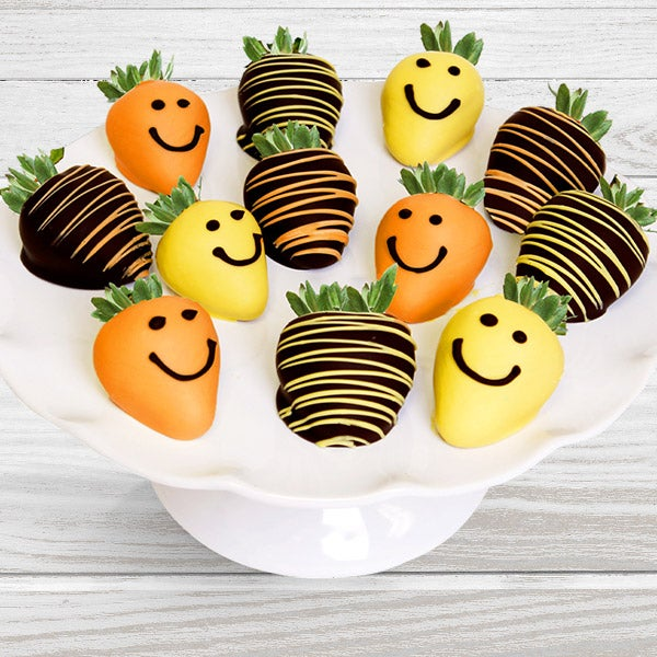 Cartoon Pictures Of Chocolate Covered Strawberries