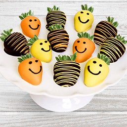 Smile Chocolate Covered Strawberries 9074