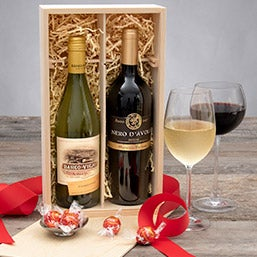 Wine Gift Crate Duo 5165