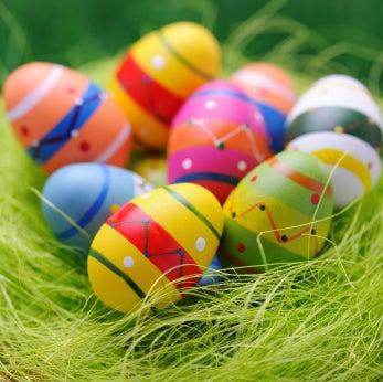 Origin Of Easter Eggs