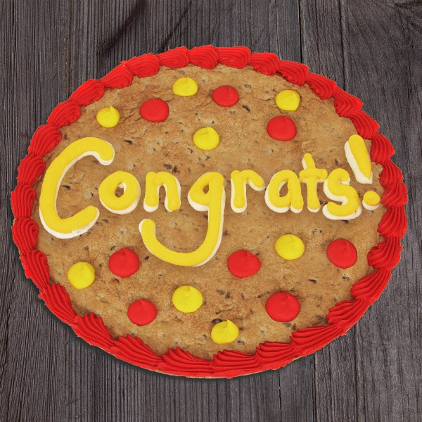 Congratulations on Your Promotion Cake Congratulations Cookie Cake