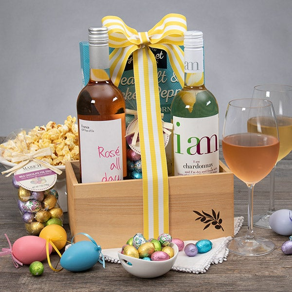 Easter Basket For Adults By