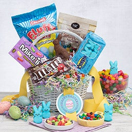 Easter gift baskets easter boxes delivered gourmetgiftbaskets classic easter basket negle Gallery
