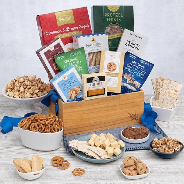 Birthday Gift Guide 10 Best Birthday Hampers: Gift Basket For Dad By GourmetGiftBaskets.com