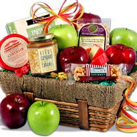 An Apple A Day™ - Fruit Gift Basket (4403)