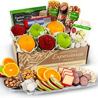 Season's Sampler Fruit Gift Box