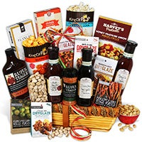 Grilling & Barbecue Gift Baskets by GourmetGiftBaskets.com