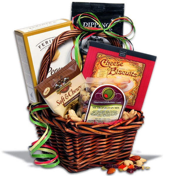 'Mini' Snack Gift Basket