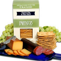 Bottle Board, Cheese, Sausage And Crackers (5055)
