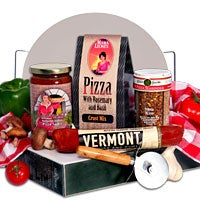 Pizza Gift Baskets