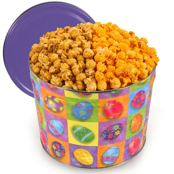 Easter Classic Chicago Mix Popcorn Tin