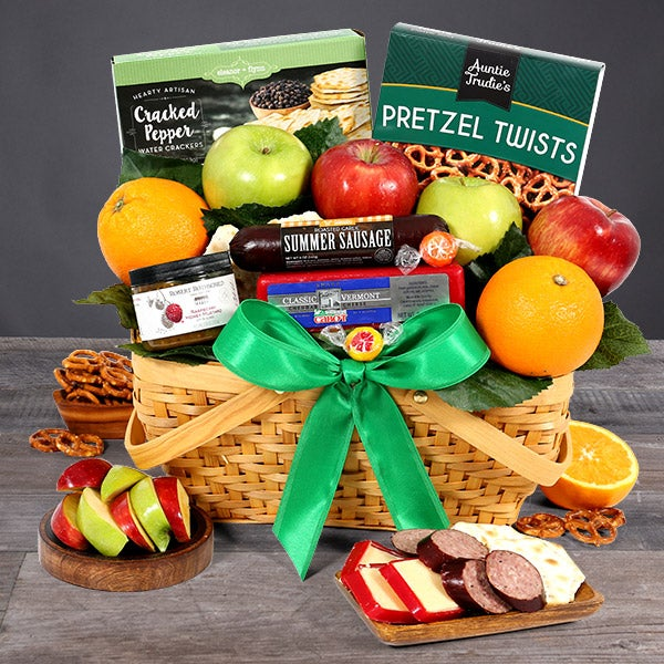 Grandparents Day Gift Basket