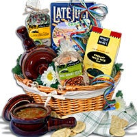 Soup & Salad Gift Baskets