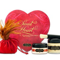 Let Your Body Do The Talking™ - Valentine's Day Gift Basket (4092)