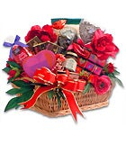 Valentine's Day Gift Basket - Totally Tantalizing Valentine Chocolate Gift Basket (2)