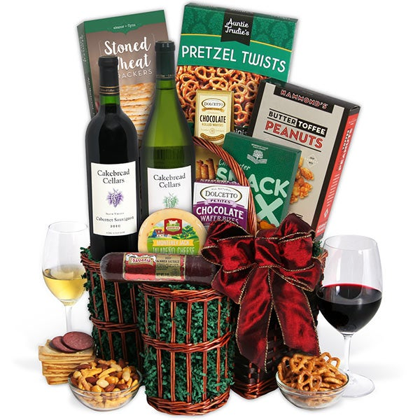 anniversary gift baskets by gourmetgiftbaskets