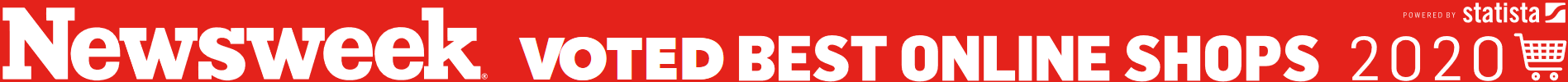 Newsweek Voted Best Online Shops 2020