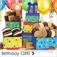 Gourmet Birthday Gift Baskets