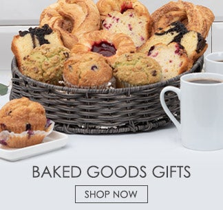 Baked Goods Gift Baskets