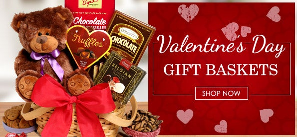 Valentines Day Gift Baskets