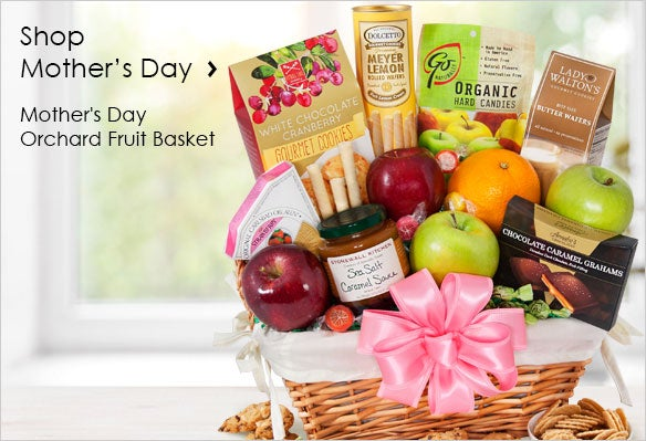 Shop Gourmet Mother's Day Gifts
