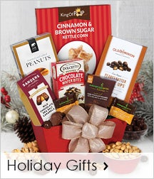 Shop Gourmet Holiday Gifts
