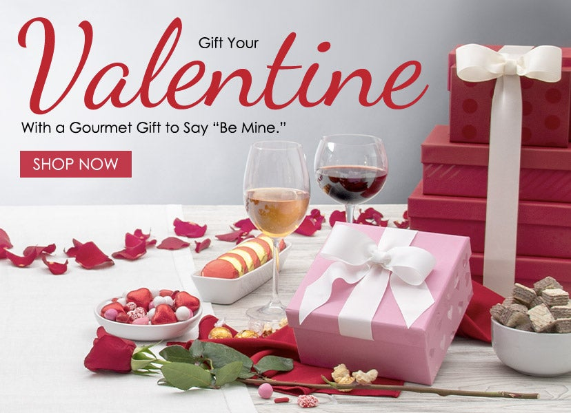 Valentine's Day Gourmet Gifts