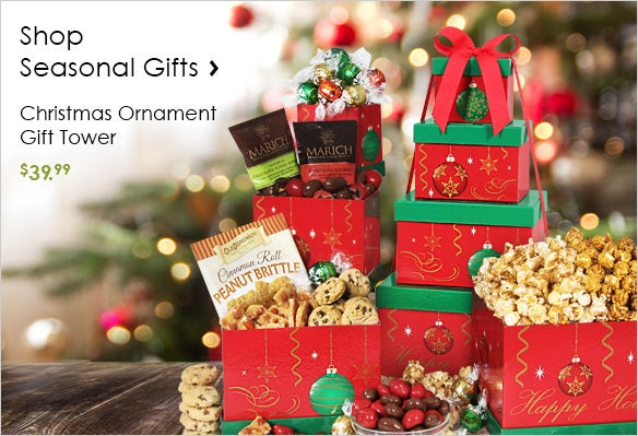 Shop Season Gift Baskets