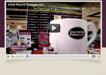 Guinness World Record for the Largest Cup of Coffee